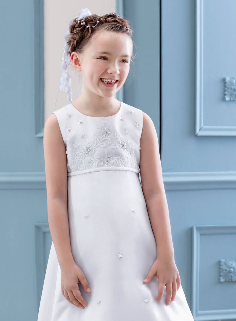 PW 2022 DRESS Pure White
