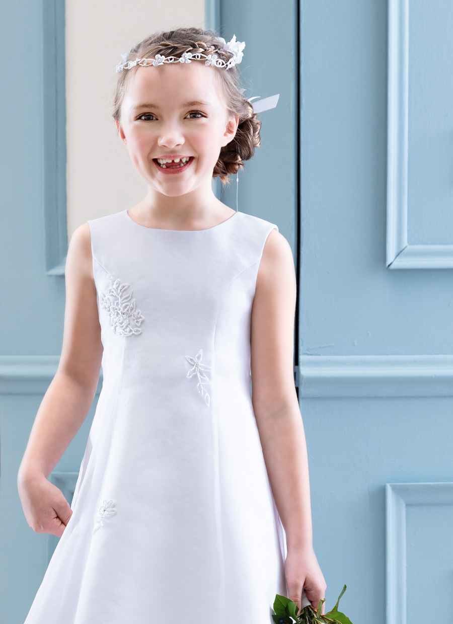 PW 2027 DRESS Pure White