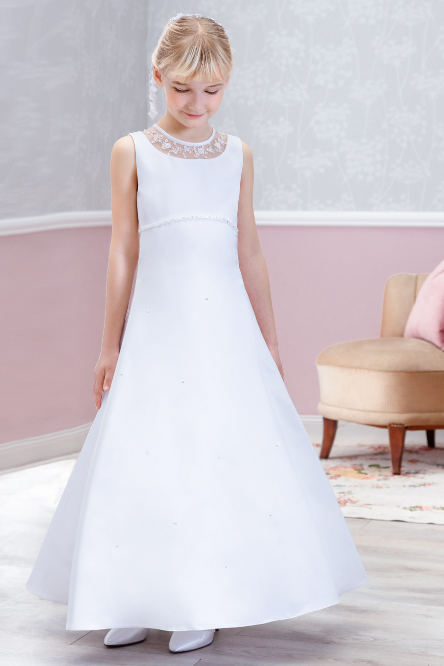 70215 DRESS: BARBARA Emmerling