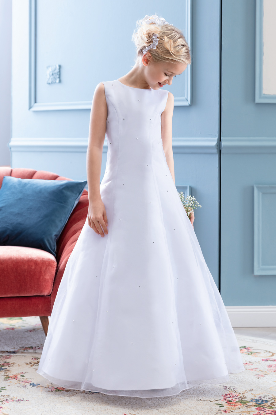 77712 DRESS Pure White