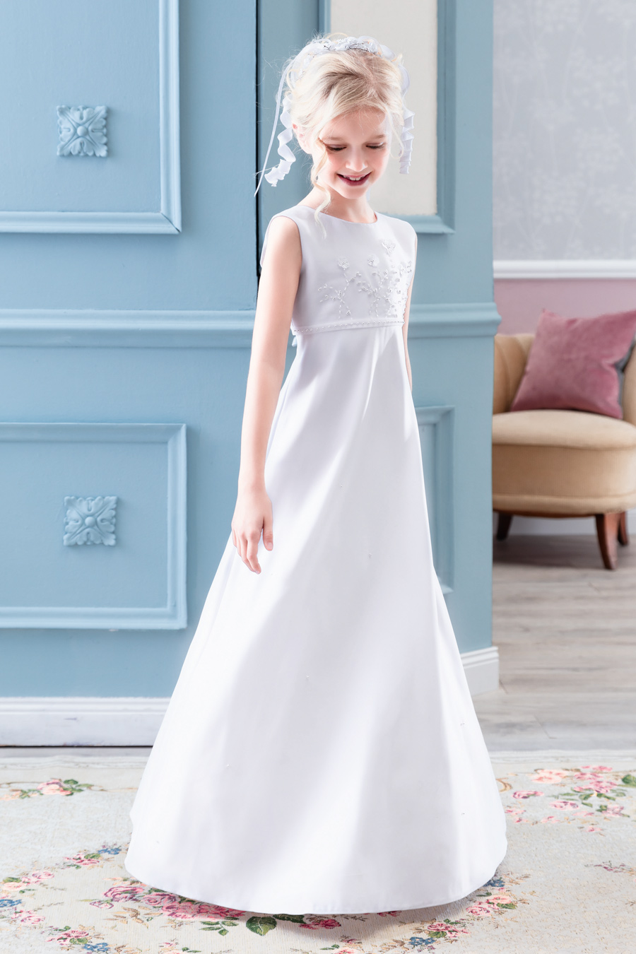 PW 2023 DRESS Pure White