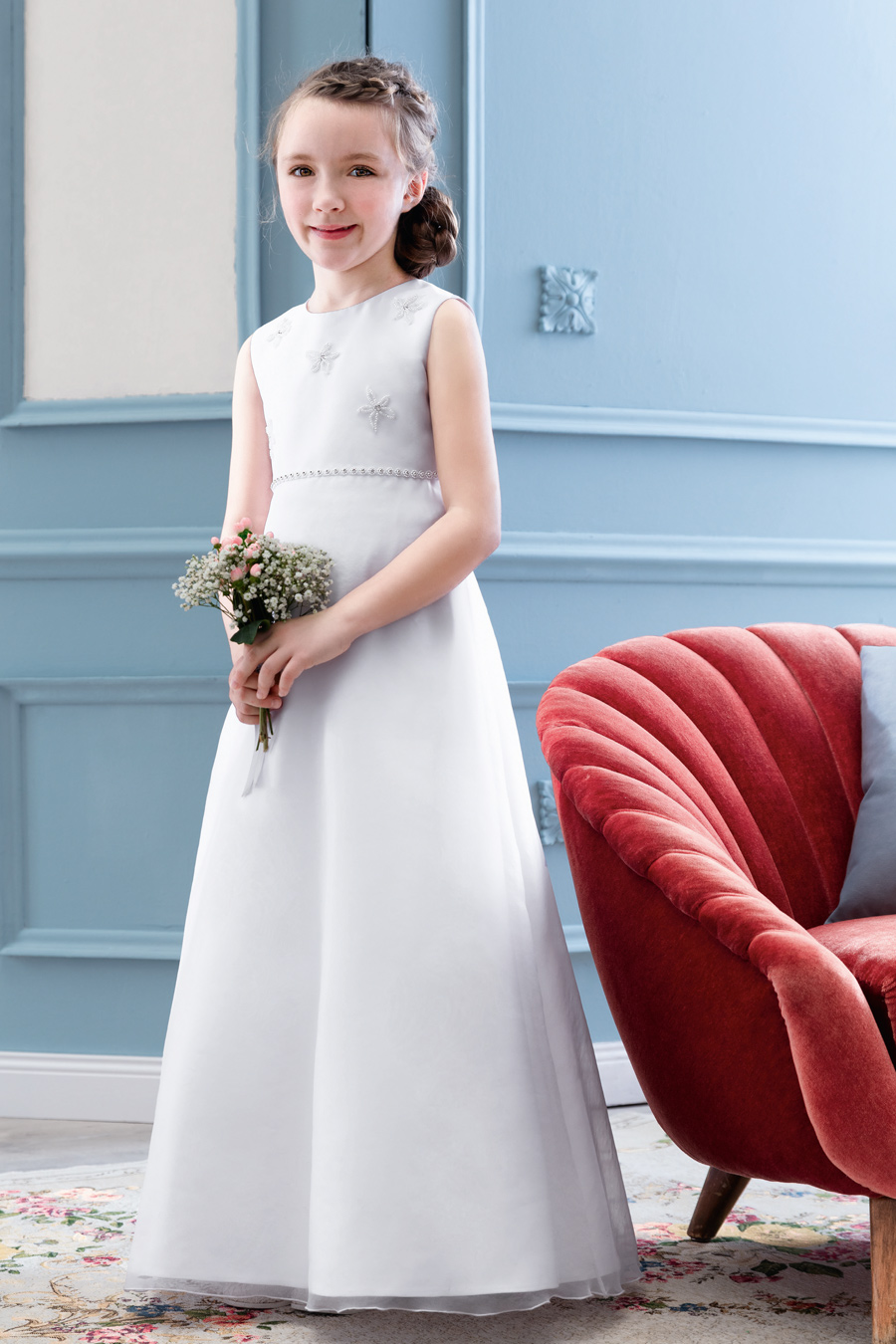 PW 2024 DRESS Pure White